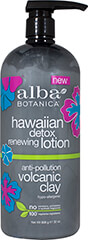 Anti-Pollution Volcanic Clay Hawaiian Detox Renewing Lotion
