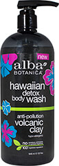Hawaiian Detox Volcanic Clay Body Wash