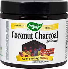 Activated Coconut Charcoal 800 mg
