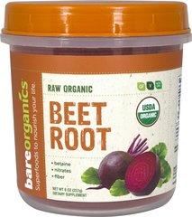 Raw Organic Beet Root Powder