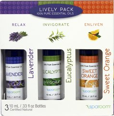 Lively Essential Oil Pack