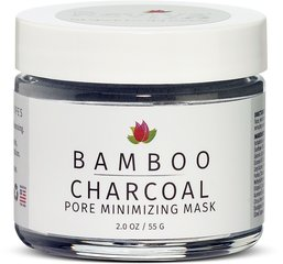 Bamboo Charcoal Pore Minimizing Mask