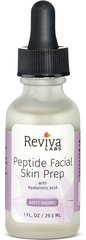 Peptide Facial Skin Prep with Hyaluronic Acid