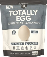Totally Egg™ Classic Vanilla