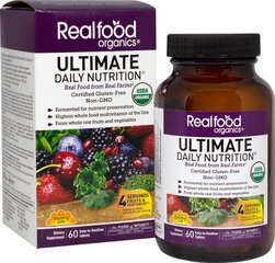 Ultimate Daily Nutrition® Fermented Whole Food Multivitamin