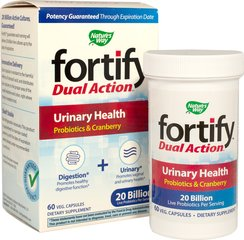 Fortify™ Probiotic Dual Action Urinary Health