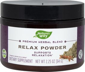 Relax Powder Herbal Blend