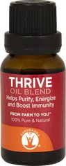 GuruNanda® Thrive Essential Oil Blend