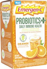 Emergen-C Probiotics Plus Daily Immune Health