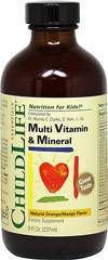 Multivitamins & Mineral Liquid