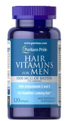 Men's Hair Vitamins
