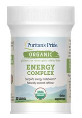 Organic Energy Complex
