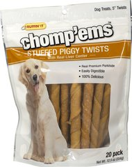 Chomp'ems™ Stuffed Piggy Twists