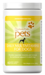 Daily Vitamins for Adult Dogs