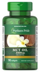 MCT Oil 3,000 mg per serving