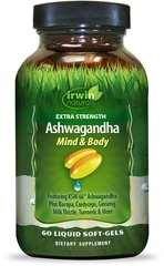 Extra Strength Ashwagandha Mind & Body**