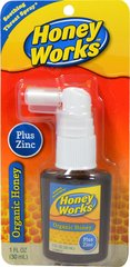 Adult Throat Spray + Zinc 1 oz