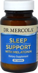 Sleep Support with Melatonin