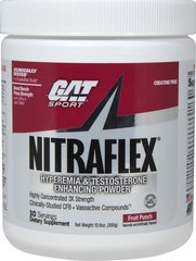 Nitraflex Testosterone Pre-Workout Powder Fruit Punch