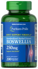 Boswellia Standardized Extract 250mg