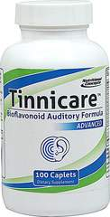 Tinnicare™ Bioflavonoid Auditory Formula Advanced