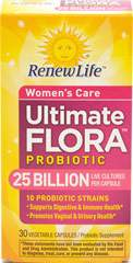 Ultimate Flora Women's Care 25 billion