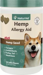 Hemp Seed Allergy Aid