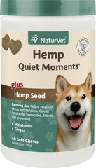 Hemp Seed Quiet Moments