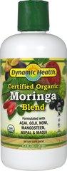 Organic Moringa Juice Blend