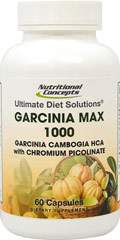 Garcinia Cambogia HCA Max 1000 with Chromium Picolinate