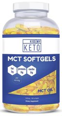 MCT Oil Softgels 1,000 mg