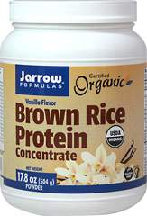 Brown Rice Protein Concentrate Vanilla