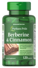 Berberine and Cinnamon