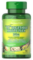 10 Vegetable Multi-plex 500mg