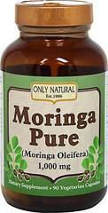 Moringa Pure (Moringa Oleifera) 1000 mg