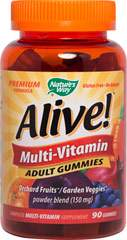 Alive!® Adult Multi Vitamin Gummies