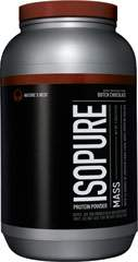 Isopure Mass Whey Protein Isolate Dutch Chocolate
