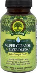 Colon Cleanse & Liver Detox