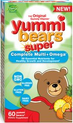 Super Complete Multi + Omega Gummy Vitamin