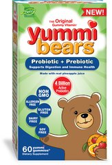 Kids Probiotic + Prebiotic Gummies