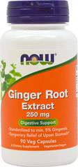 Ginger Root Extract 250 mg