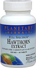 Hawthorn Extract 550 mg Full Spectrum™