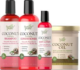 Complete Coconut Set