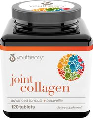 Joint Collagen Type 2 with Boswellia, Turmeric, Cinnamon & Quercetin