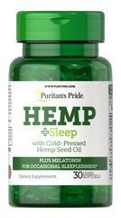 Hemp + Sleep