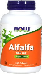 Alfalfa 650mg Tablets