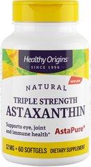 Triple Strength Astaxanthin 12 mg