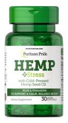 Hemp + Stress