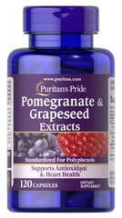 Pomegranate 400mg & Grapeseed Extract 175mg