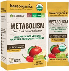 Metabolism Organic Drink Mix